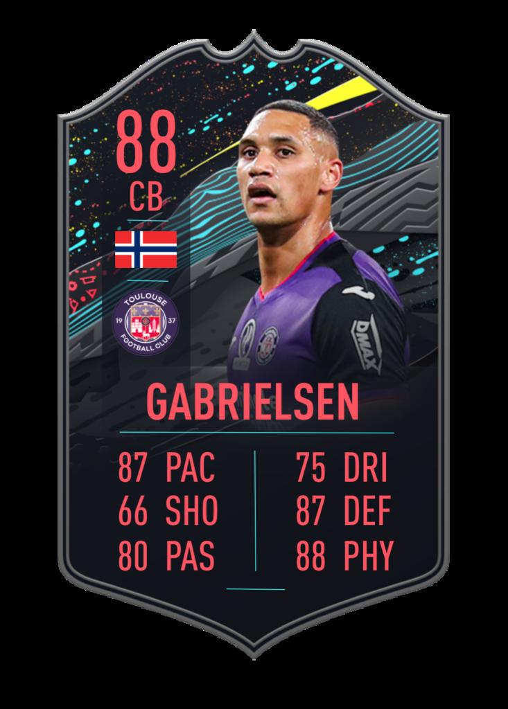 FIFA 20: Gabrielsen traguardi FUT