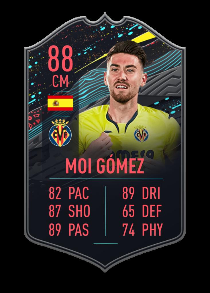 FIFA 20: Moi Gomez traguardi FUT