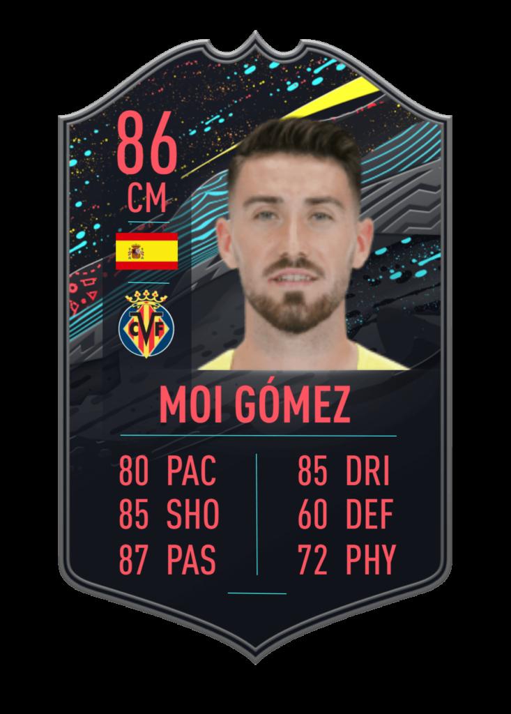 FIFA 20: Moi Gomez traguardi Liga Santander