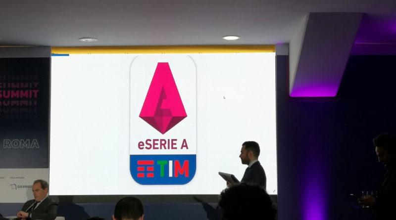 Logo della eSerieA Tim