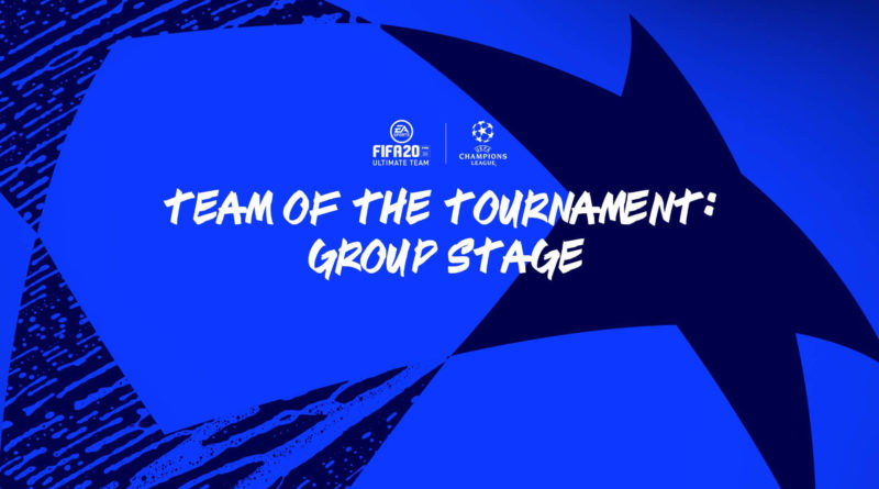 FIFA 20: TOTGS - Team of the Group Stage