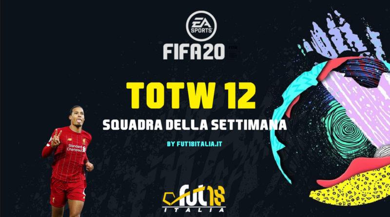 FIFA 20: Team of the Week 12
