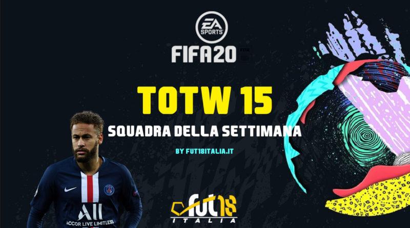 FIFA 20: Team of the Week 15