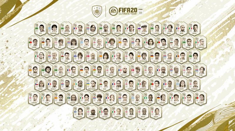 FIFA 20: Icon Prime