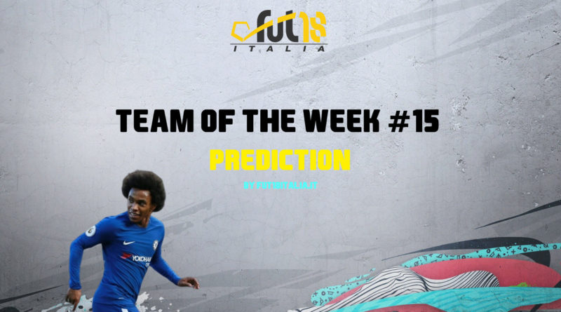 FIFA 20: Team of the Week 15 prediction