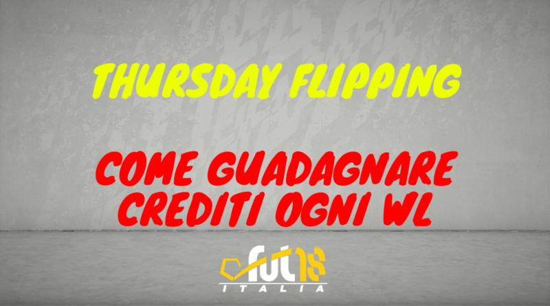 Thursday flipping: metodo di compravendita in FIFA Ultimate Team
