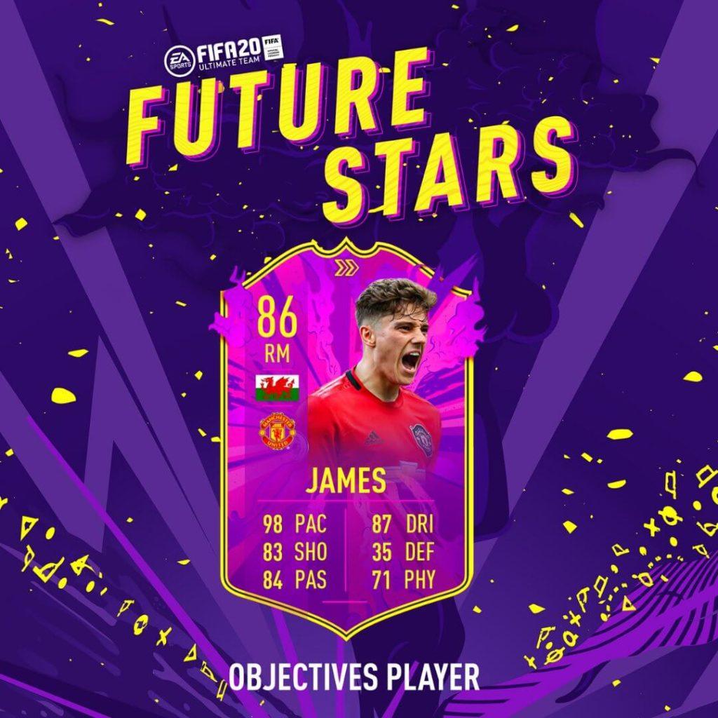 FIFA 20: Daniel James Future Stars