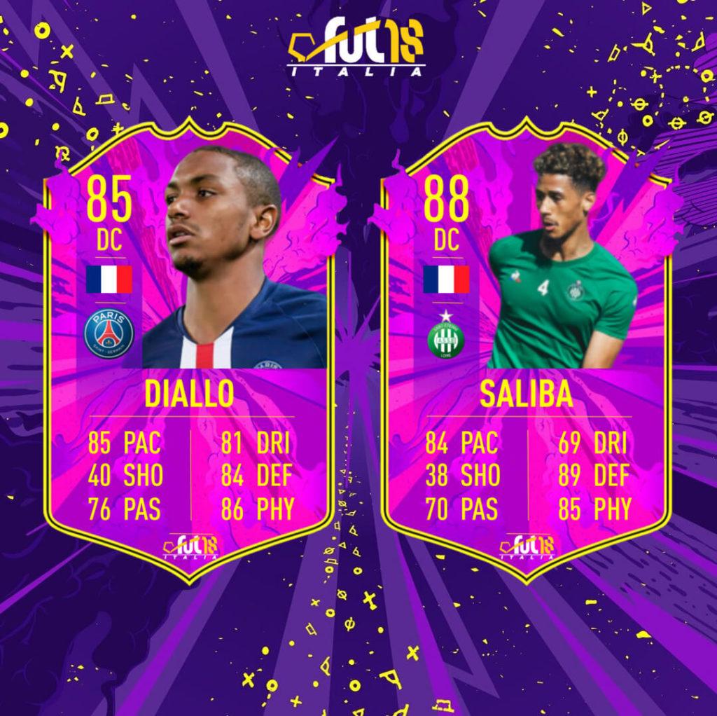 FIFA 20: Diallo e Saliba Future Stars prediction