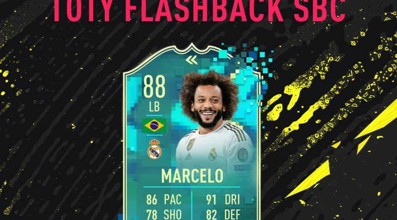 FIFA 20: Marcelo TOTY flashback