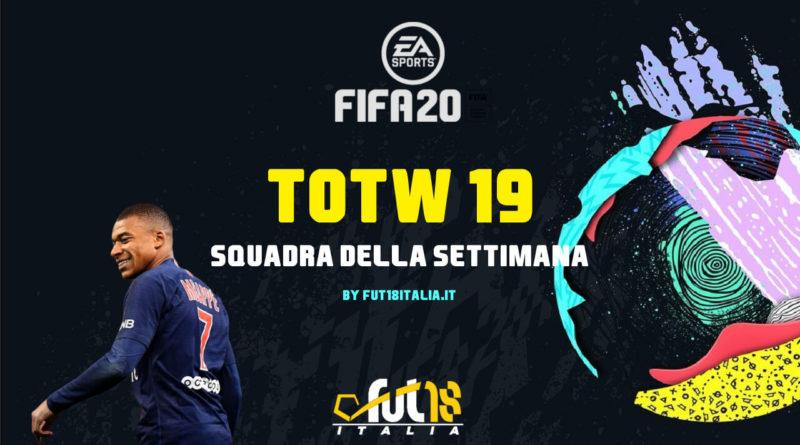 FIFA 20: Team of the Week 19