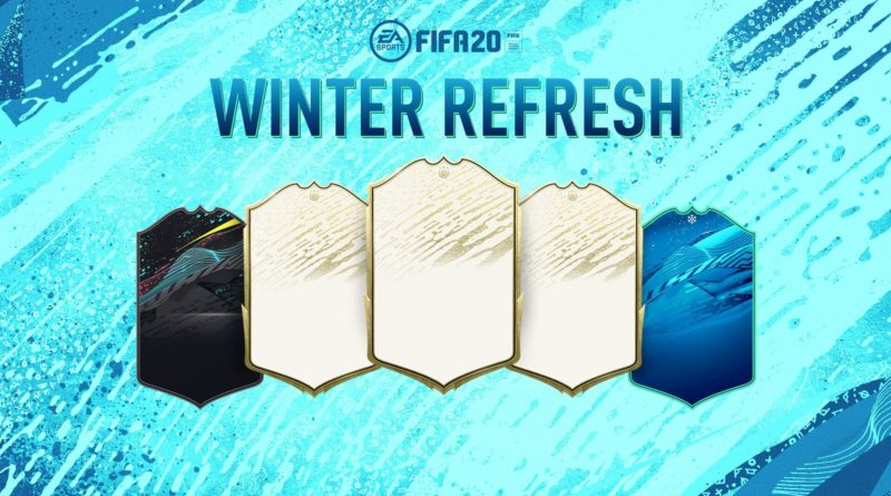FIFA 20: Winter Refresh