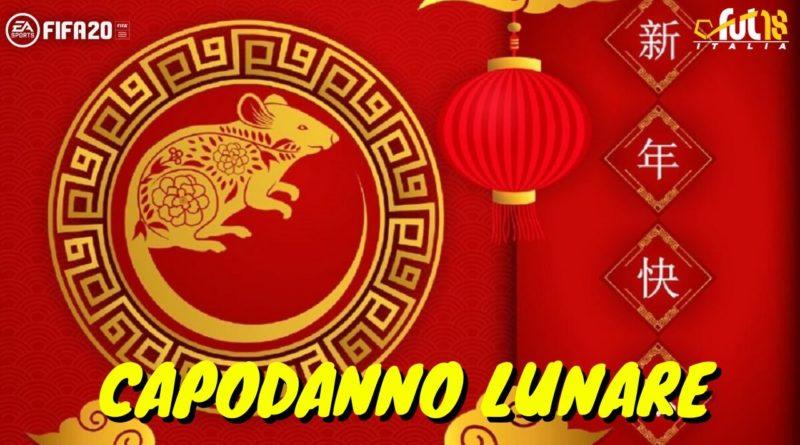 FIFA 20: Capodanno Lunare Cinese, l'anno del Topo