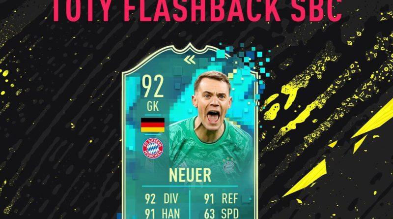 FIFA 20: Neuer flashback TOTY