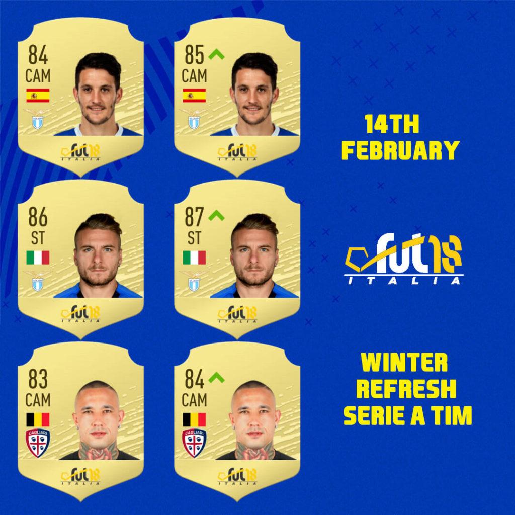 FIFA 20: Serie A Winter Refresh