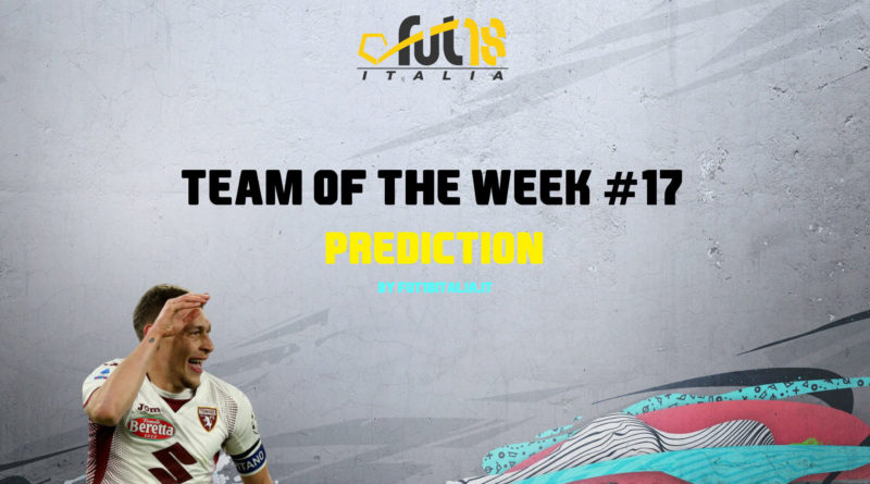 FIFA 20: Team of the Week 17 prediction