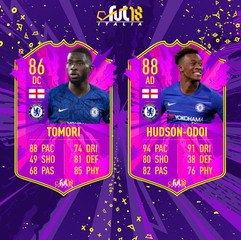 FIFA 20: Tomori e Hudson Odoi Future Stars prediction