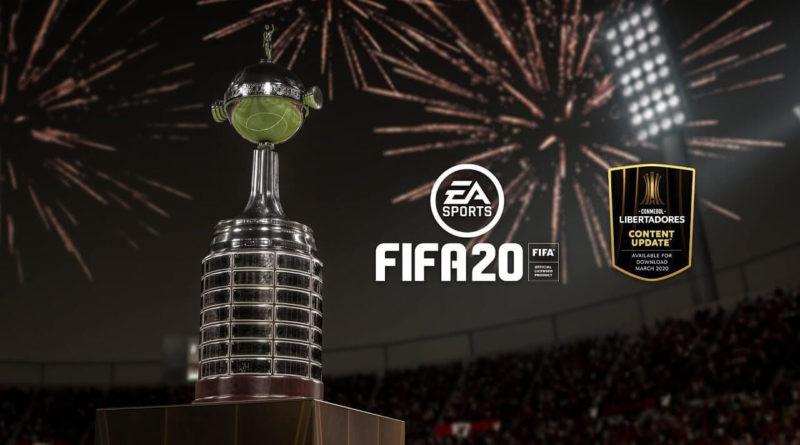 FIFA 20: dal 3 marzo il DLC gratuito sulla Conmebol Libertadores