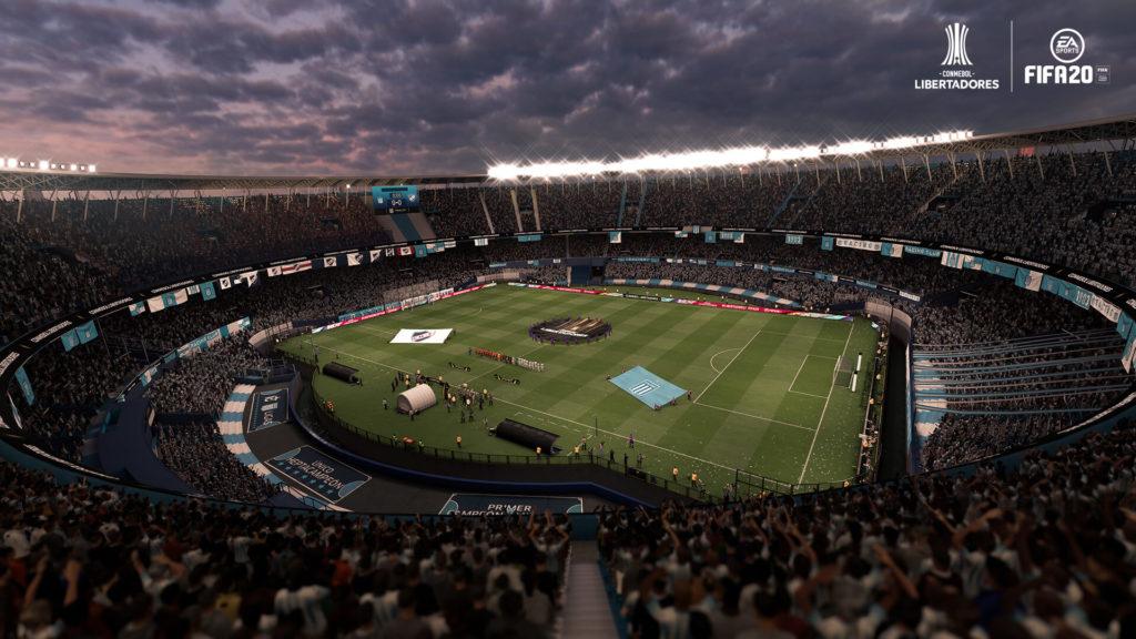 FIFA 20: Stadio del Racing Club in Copa Libertadores