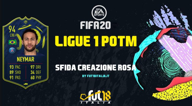 FIFA 20: Neymar POTM SBC