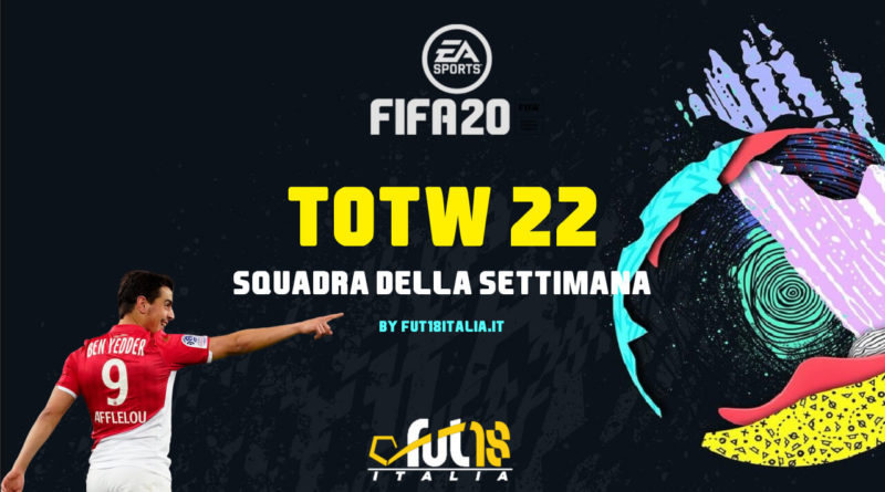 FIFA 20: Team of the Week 22