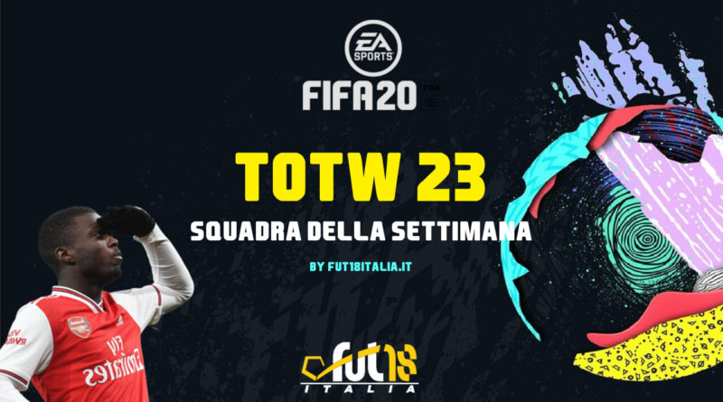 FIFA 20: Team of the Week 23