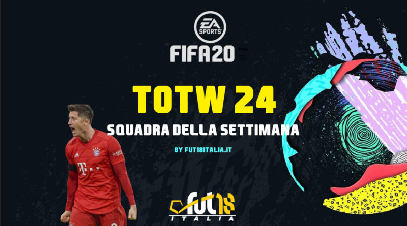 FIFA 20: Team of the Week 24