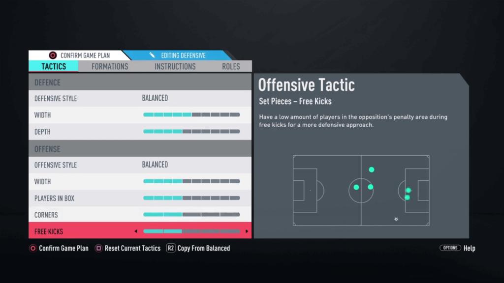 FIFA 20: JeppeLK tattiche personalizzate