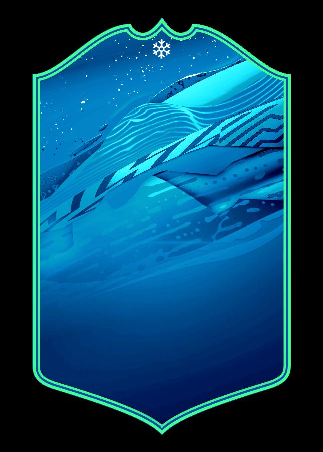 FUT 20 card - Winter Refresh