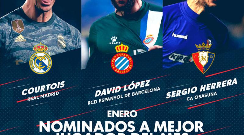 FIFA 20: candidati POTM di gennaio de La Liga Santander