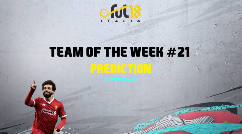 FIFA 20: Team of the Week 21 prediction
