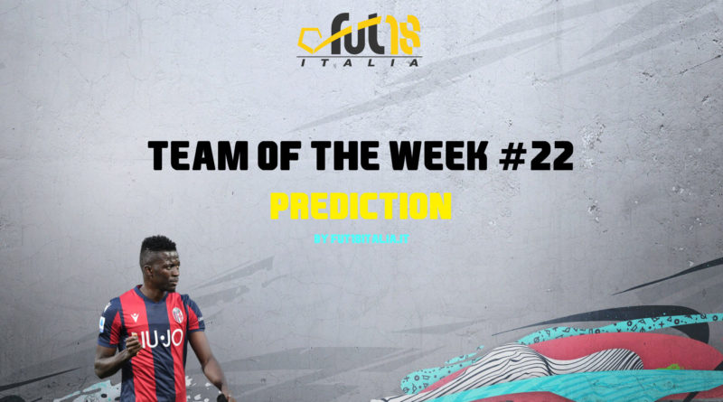 FIFA 20: Team of the Week 22 prediction