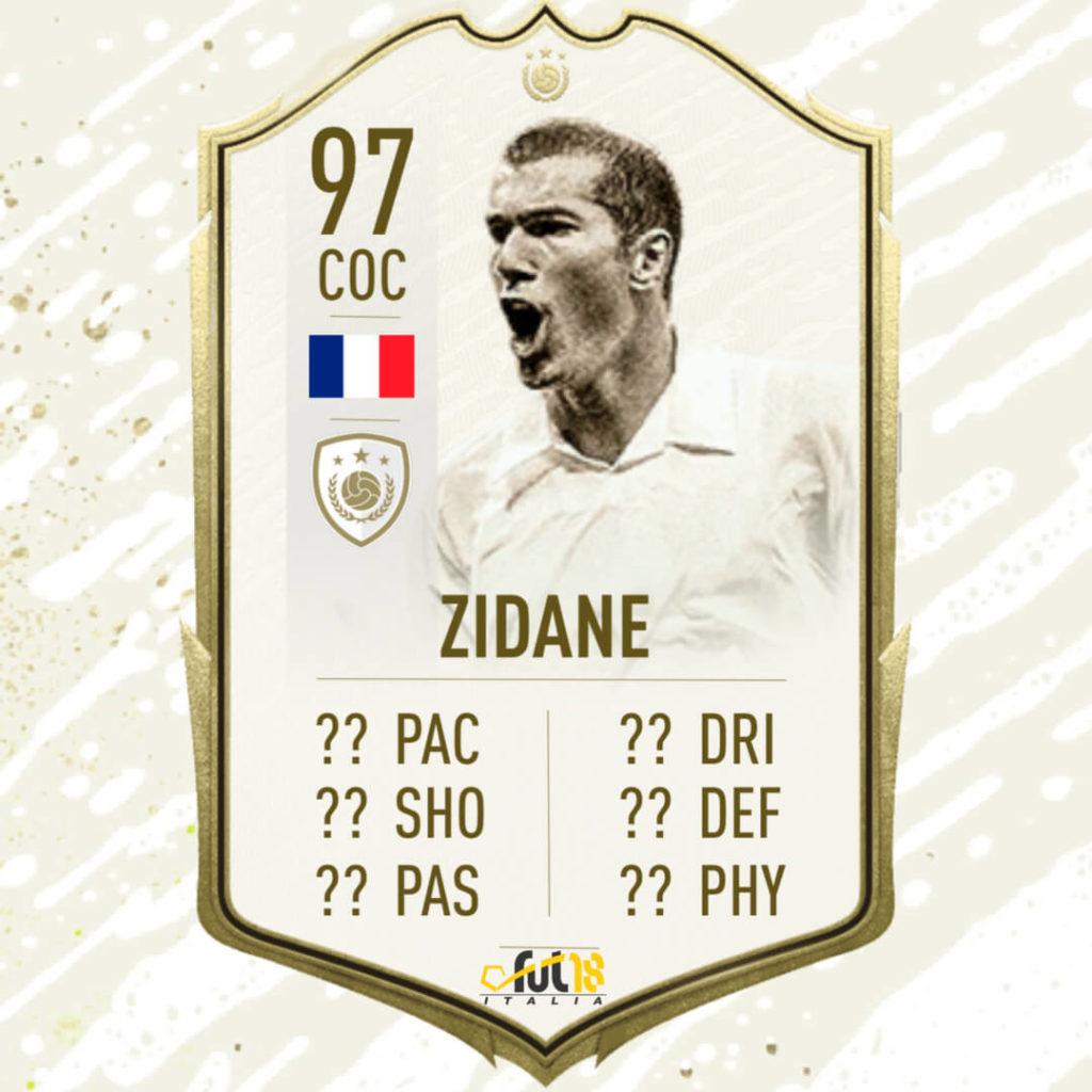 FIFA 20: Zidane Icon Prime Moments