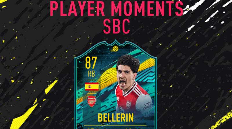 FIAF 20: Bellerin player moments SBC