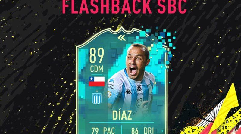 FIFA 20: Marcelo Diaz flashback SBC