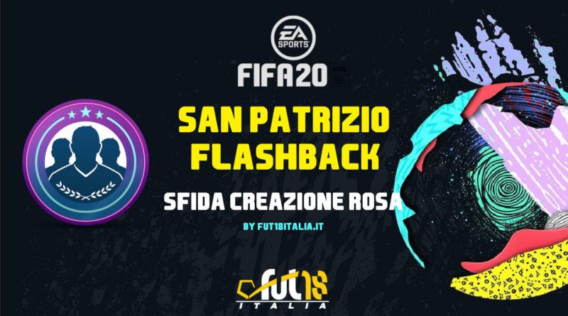 FIFA 20 flashback San Patrizio SBC