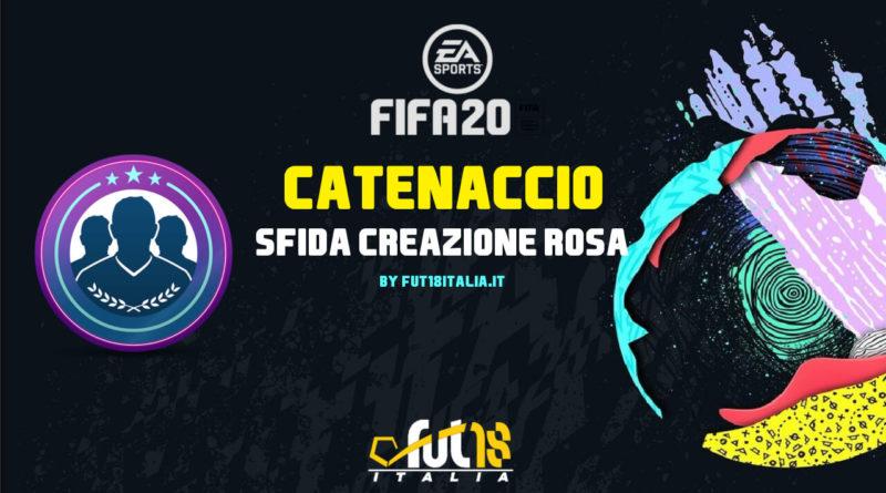 FIFA 20: SCR Catenaccio