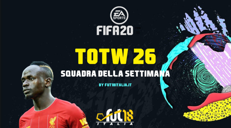 FIFA 20: Team of the Week 26