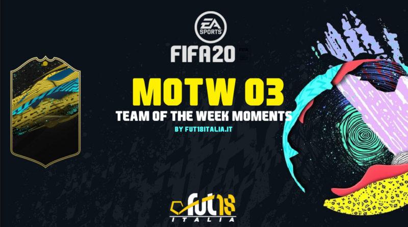 FIFA 20: TOTW Moments 3
