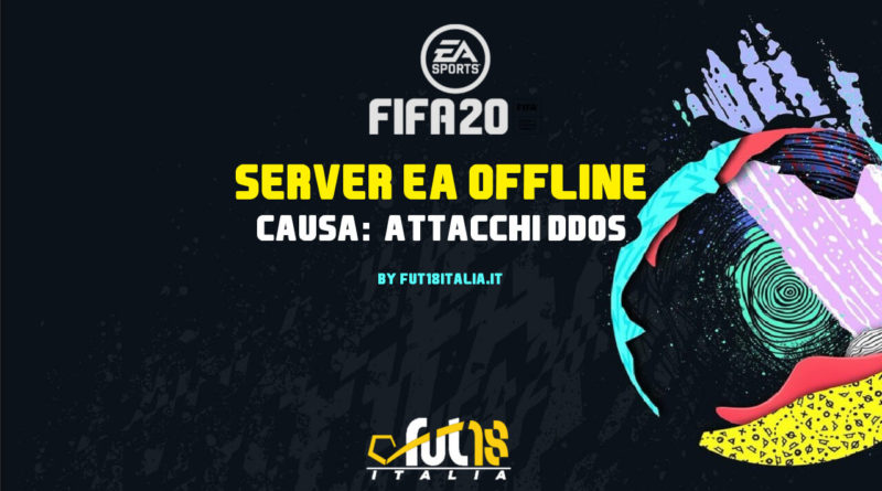 Server Electronic Arts offline a causa di un attacco DDoS