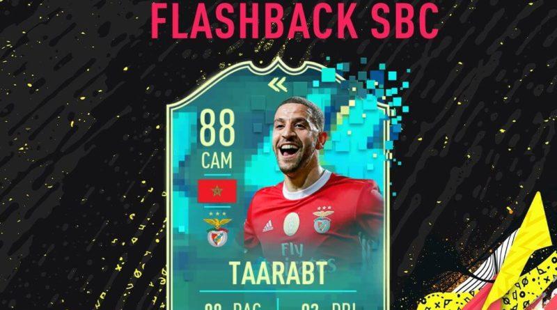 FIFA 20: Taarabt 88 flashback SBC