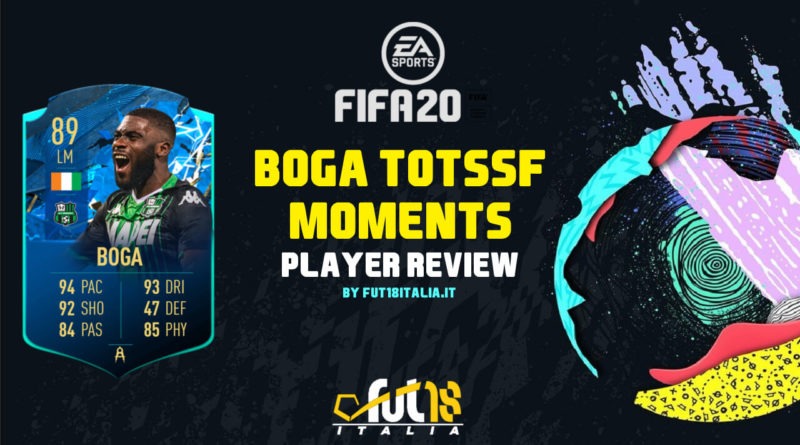 FIFA 20: TOTSSF Moments review