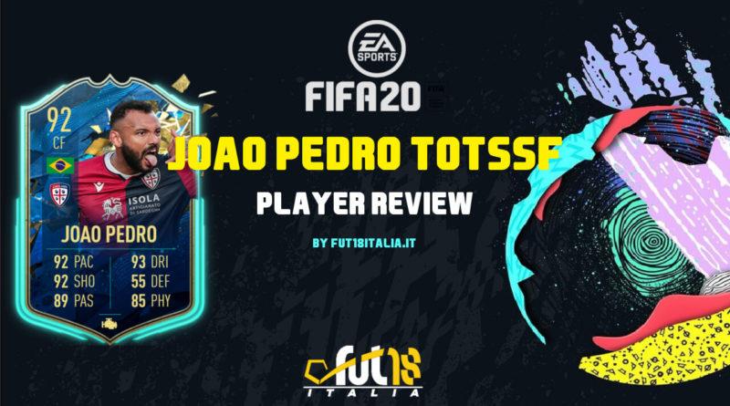 FIFA 20: Joao Pedro TOTSSF review