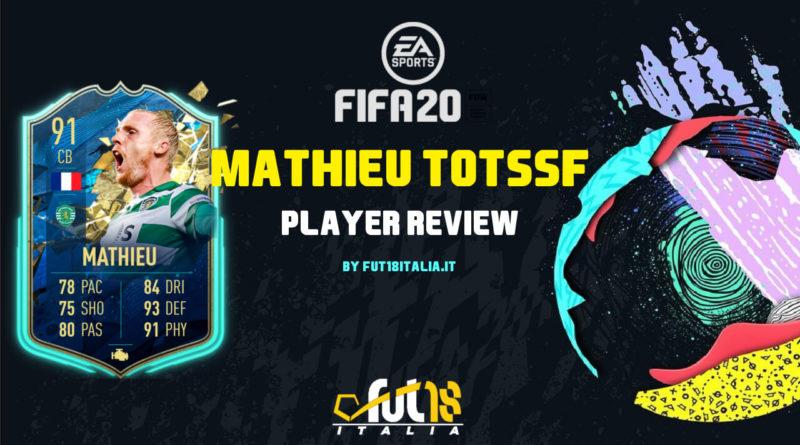 FIFA 20: Mathieu TOTSSF review