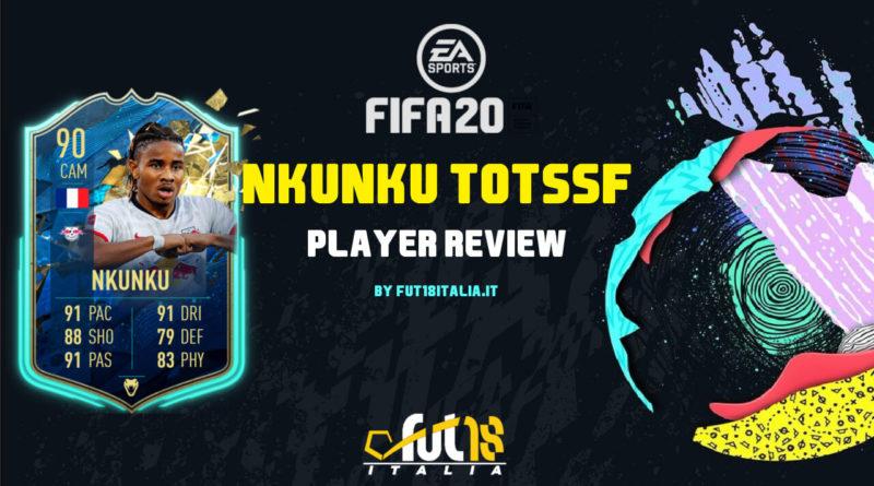 FIFA 20: nkunku TOTSSF SBC review