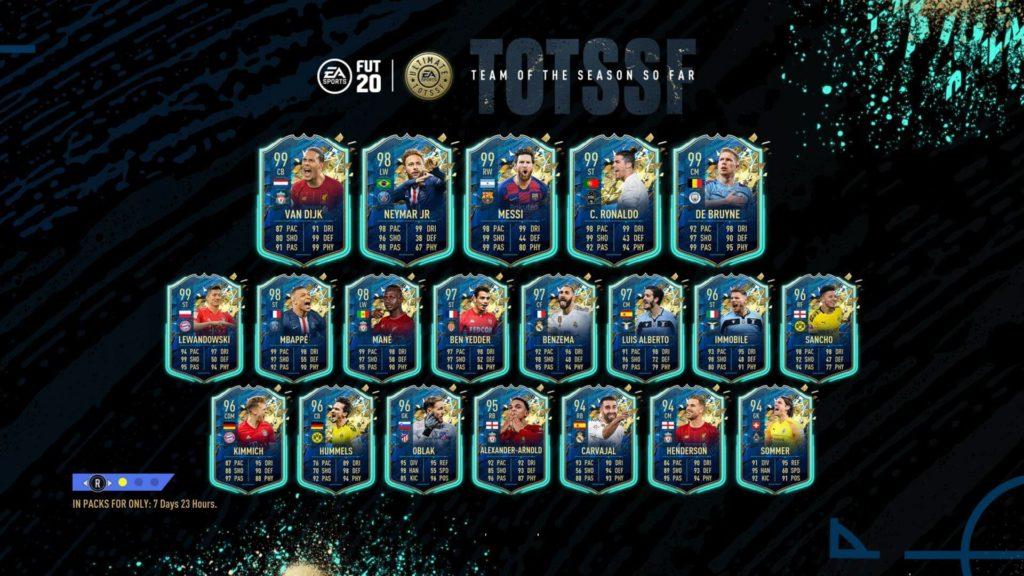 FIFA 20: TOTSSF Ultimate