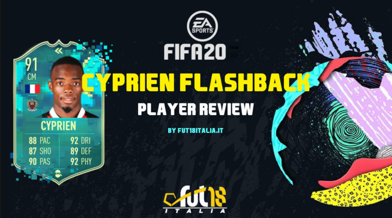FIFA 20: Cyprien TOTSSF flashback player review