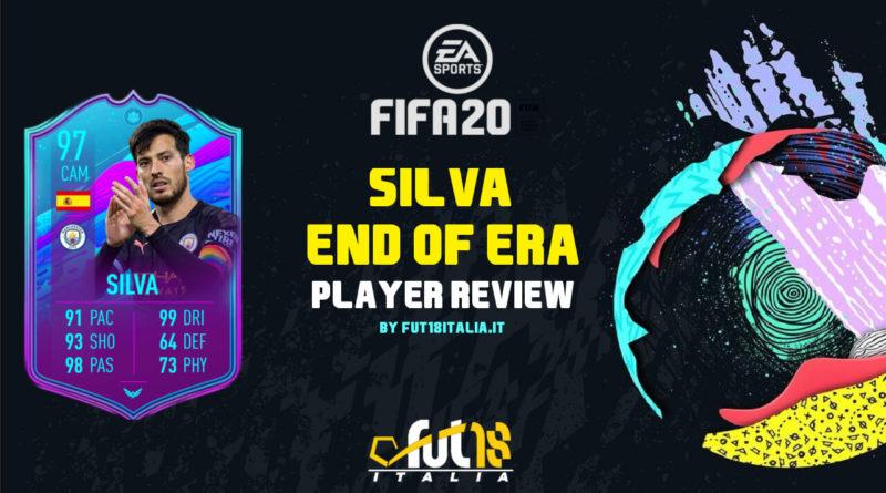 FIFA 20: David Silva Fine di un'Era player review