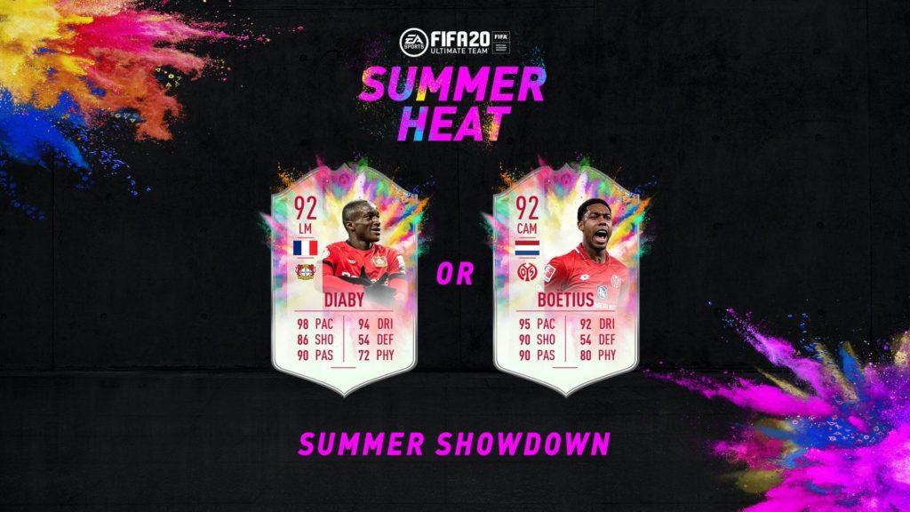 FIFA 20: Diaby o Boethius Summer Showdown