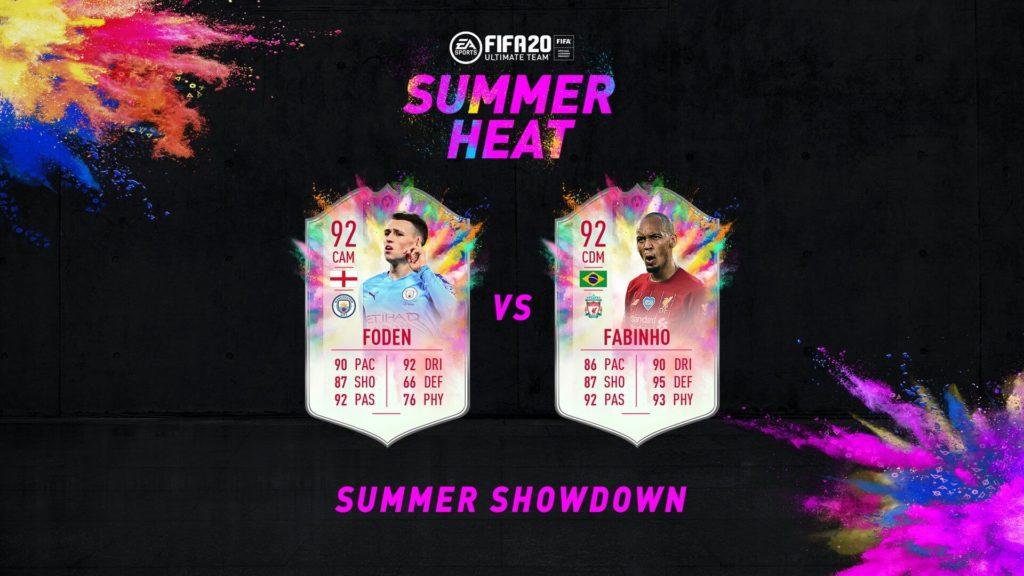 FIFA 20: Foden e Fabinho Summer Heat Showdown