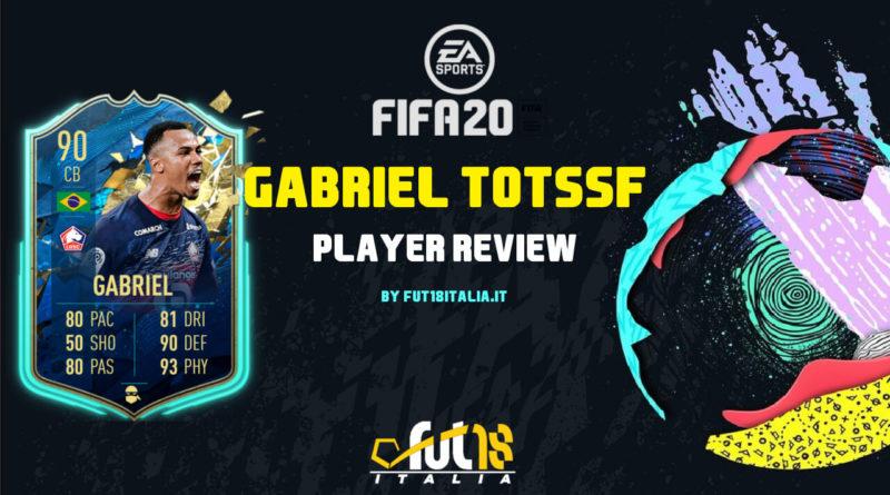 FIFA 20: Gabriel Ligue 1 TOTSSF player review
